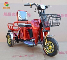 China cheap price 500w small mobility 3 wheel electric bike bicycle for cargo and passenger use