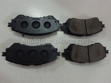 Brake Pads of Backing Plate 04465-0D150