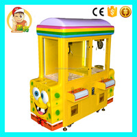 New arrival Mini selling doll crane machine coin game machines