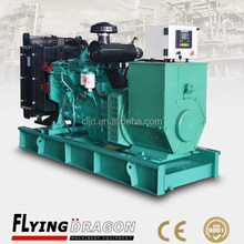 DCEC 80kw 3 phase diesel generator set 100kva diesel generator price with USA brand Cummins engine
