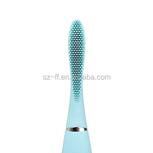 2017 best selling imports Personal tooth brush Mini Hybrid electric toothbrush Replacement Brush Head