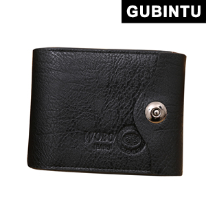 Business Mens PU Wallet Wholesaler with coin pocket