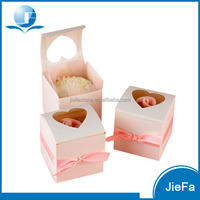 Fine Designed Customized Cupcake Boxes Wholesale