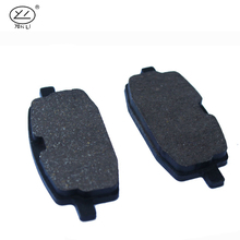YL-F032 motorcycle brake pads for SUPERBYKE-M-Ped 50 Road Classic