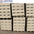 Hot selling external cold room insulation panels for roof and wall
