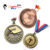 Promotion souvenir running sport folk art metal medal