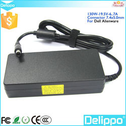 19.5V 6.7A best desktop rc battery charger For Alienware M11x computer laptop adapter