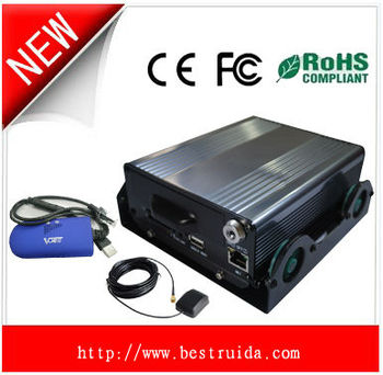 Newest HD CCTV Vehicle DVR System