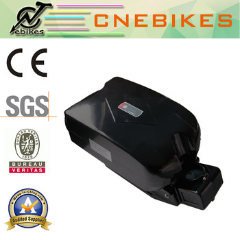 electric bike frog battery case for battery