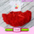 Wholesale Children's Boutique Clothing Birthday Sets Kids Red Tutu Skirt And Top Cupcake Birthday Girls Outfits