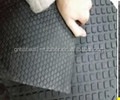 Amercian Style 12mm thickness x 2m width x 20m Length Good Quality Small squared Cow Matting for Farm Animals