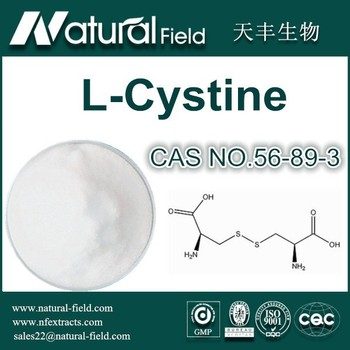 L-Cystine 98% Powder CAS NO.56-89-3 Manufacturer