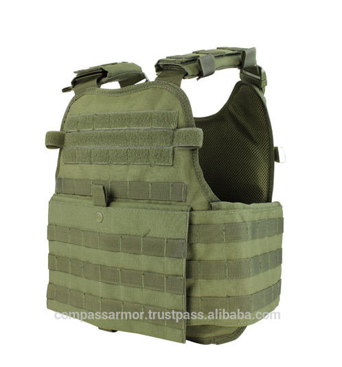 High Quality Modular Operator Plate Carrier (M.O.P.C.)