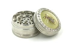 Smoking Accessories GT-601 high quaity mini metal cigarette grinder ,small herb grinder
