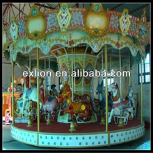 amusement equipment new carousel/kitchen carousel