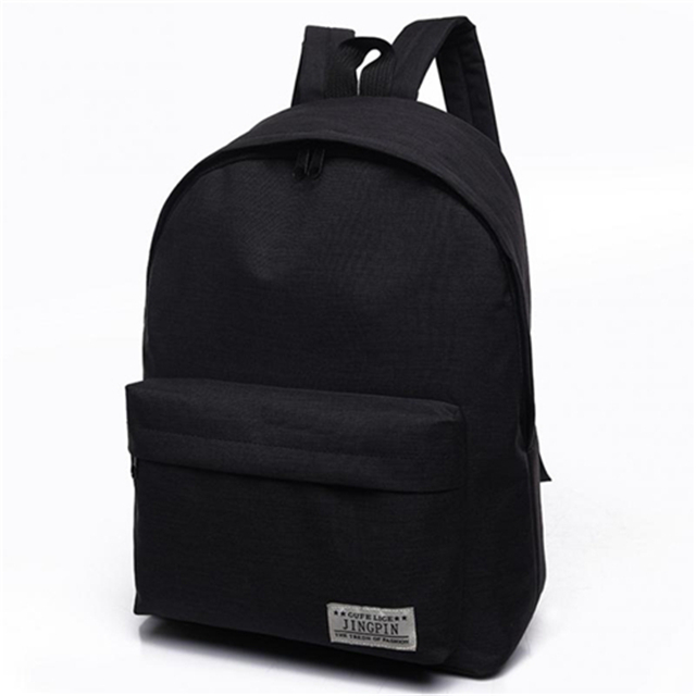 black latest cool school bags for teenage girls with price