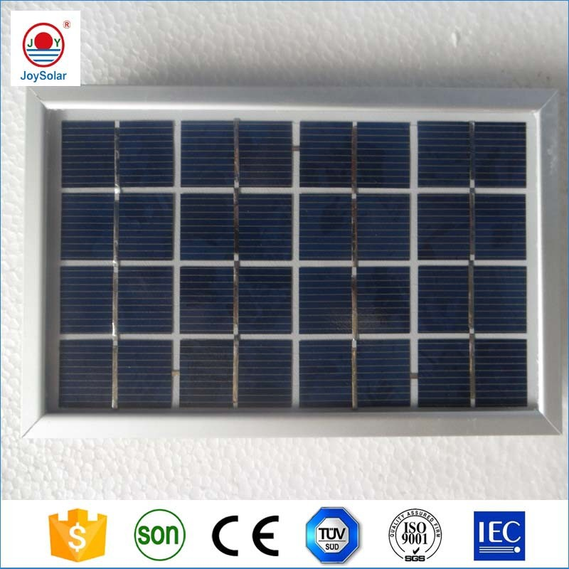 Mini Solar Panel for Phone / Mini Solar Panel 1.5W 5V / Mini Solar Panel Cost