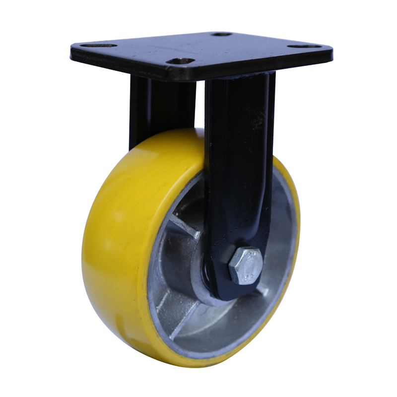 Fancini heavy duty industrial polyurethane iso shipping container wheels