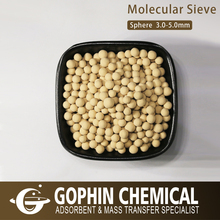 Low Dust 5A Molecular Sieve CO2 Absorbent