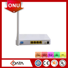shenzhen fiber optic equipment 4FE wifi GPON router ONT Compatible with Huawei, ZTE, Fiberhome olt