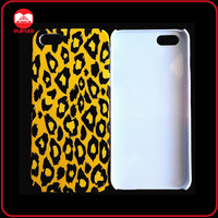 Design Your Cell Phone Cases Manufacturer IMD Printed Hard PC Case for iphone 5
