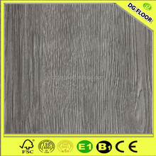4 mm 5 mm Carpenter Handscraped vinyle plancher flottant