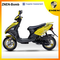 ZNEN MOTOR --Hot Sale cheap motor scooter with special design of headlight