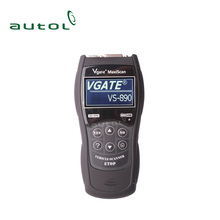 VGATE VS890 OBD2 Code Reader Universal OBD2 Scanner Supports a large number of vehicles made by 70 manufacturers