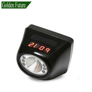 rechargeable li-ion battery KL4.5LM led cordless mining cap lamp