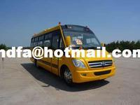 8 m | 24-41 primary school bus passenger seating (HK6801KX)