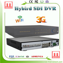 Marvio SDI 8009 Series DVR looking for agents korean dvr anti-lighting