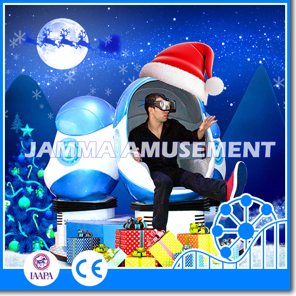 2016 hot christmas promotion 9d cinema ,3seat 9d vr cinema with extra present