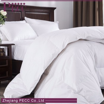New Natural Handmade High Quality Full White Goose Down Comforter
