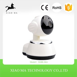 XMR-JK6 Low cost price wifi ip camera with 64g tf card