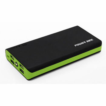 2018 the new Free Sample High Capacity Dual Output Interface18650 Battery Slim 10000mah Power Bank