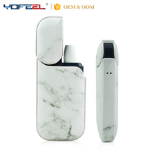 For iQOS Electronic Cigarette Case PC Marble cover dustproof fashionable case For iQOS