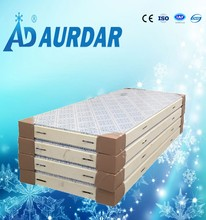 Polyurethane embossing aluminum foam sandwich panel plywood