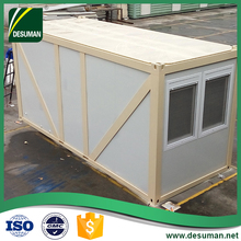 DESUMAN greece low cost price prefab office used cement container prefabricated house