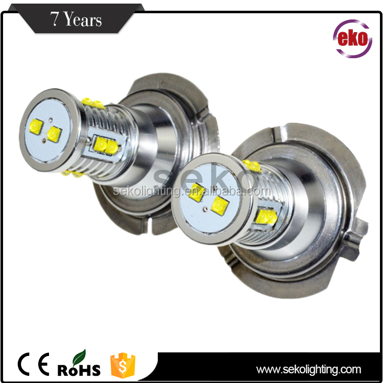 Professional 16W 12V Automotive Car Lamp Angel Eyes Led Fog Light For Honda Civic Ford Mondeo