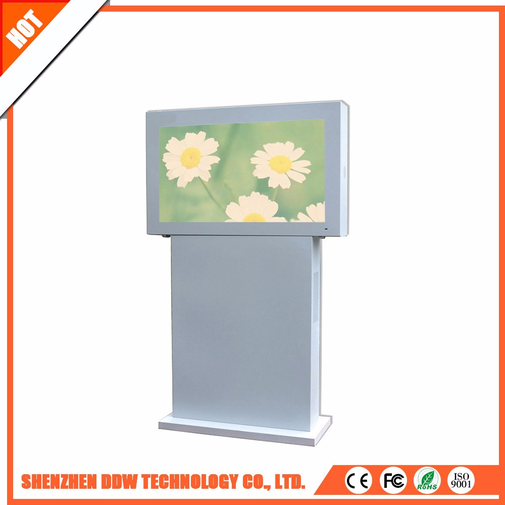 "New arrival 42"" 500cd/m2 seamless wall mounted open frame display touch screen lcd displays"