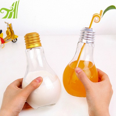 China Suppliers Best Price Drinkware Plastic Bulb Water Bottle