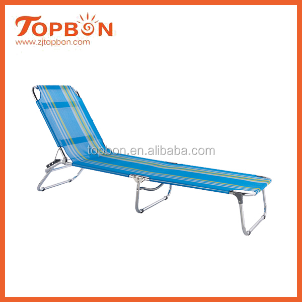 wicker furniture outdoor chaise lounge-TB-1017