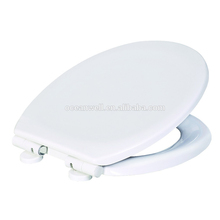 Urea toilet seat cover with soft close and quick release function suitable for your bathroom