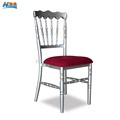 Cheap wholesale stackable aluminum wedding chiavari chairs HS-2109 for sale