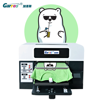 T shirt printing new condition DTG printer 3D cheap A1 A2 A3 A4 size t-shirt printer