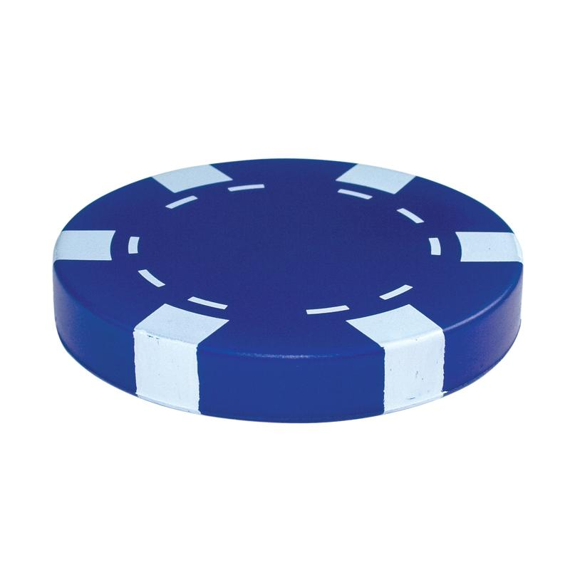 stress toy for kids casino poker chip stress ball