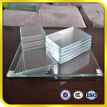 Qinhuangdao Low iron tempered glass 3mm 4mm 5mm 6mm 8mm 10mm 12mm 15mm 19mm ultra clear float tempered glass factory