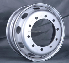 Big Tubeless 22.5*9 Truck steel wheel