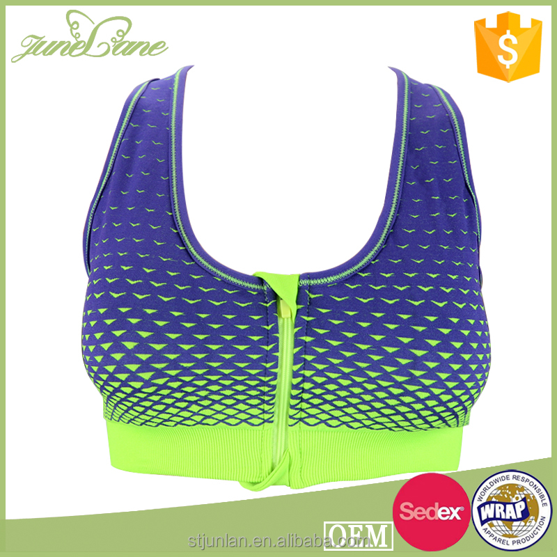 Sexy finess wear gym clothing sports bra under wear for women
