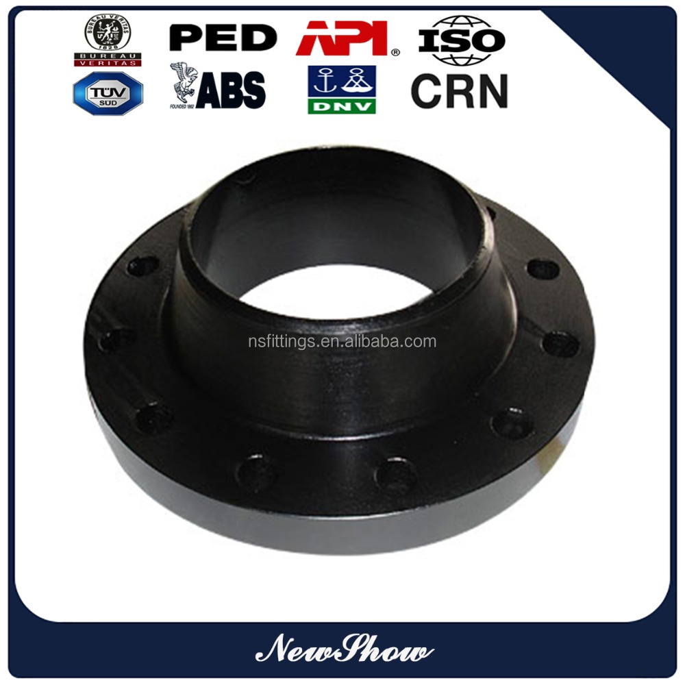 High Quality A105 Carbon Steel Welding Neck RF Flange 1500LB